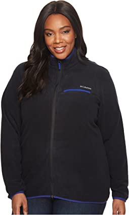 39f1ee094744 Plus Size Mountain Crest Full Zip