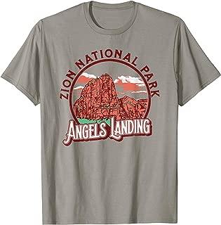 zion national park t shirts