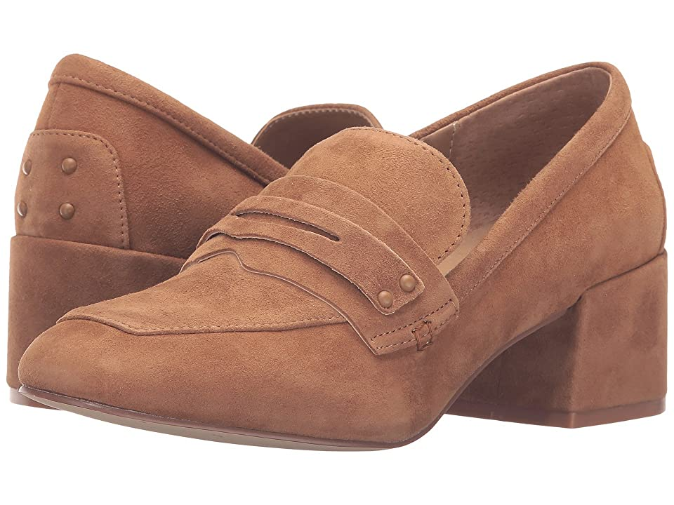 Chinese Laundry Marilyn Loafer (Camel Kid Suede) Women