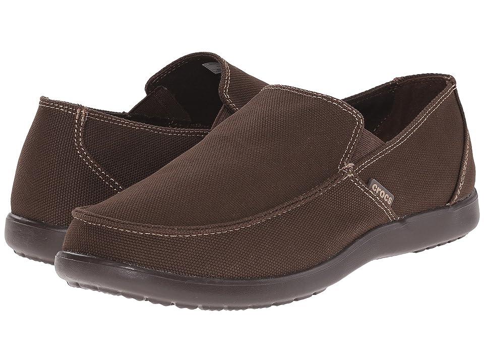 Crocs Mens Santa Cruz Clean Cut Loafer