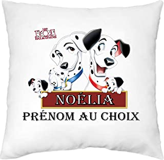 infactory Chaussons Dalmatiens Taille 32-34