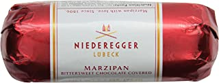Niederegger Chocolate Covered Marzipan Loaf, 2.6-Ounce (Pack of 5)