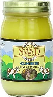 Swad Butter Ghee (Clarified Butter), 16.0 Ounce
