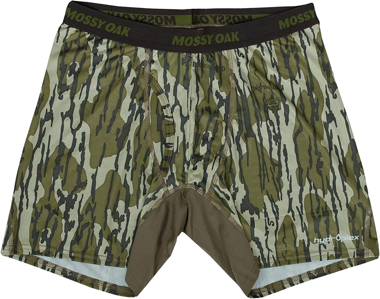 Mossy Oak Men's Camo Kansas City Mall Brief OFFicial site Underwear Boxer