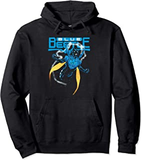 Justice League Blue Beetle Pullover Hoodie