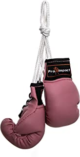 Pro Impact Mini Boxing Gloves - Miniature Punching Gloves - Holiday Christmas Ornament - Hanging Decoration or Souvenir Display - for Home & Car Use - 1 Pair