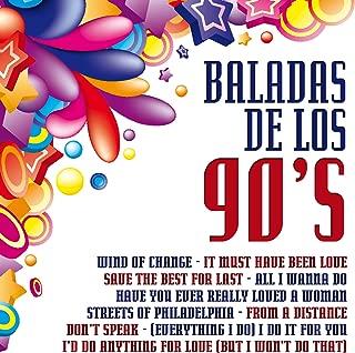 Baladas de los 90's