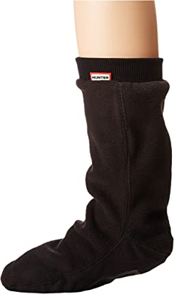 Hunter - Original Short Boot Sock Fitted Fleece