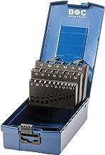 Craft 00811520050/de forage de lindustrie Bo/îte en plastique bleu fonc/é KR 591/vide 51/pi/èces pour m/èche spirale HSS-G DIN 338
