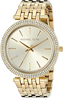 Michael Kors Women's Darci -Tone Watch MK3190