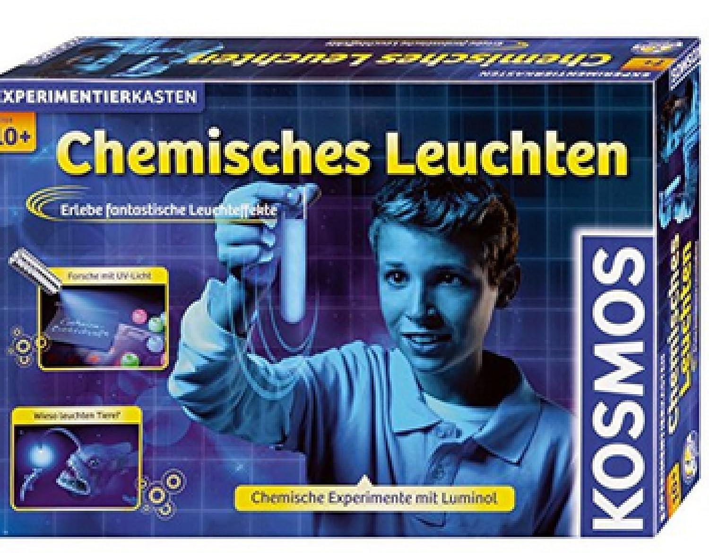 KOSMOS Experimentierkasten Chemisches Leuchten [並行輸入品]