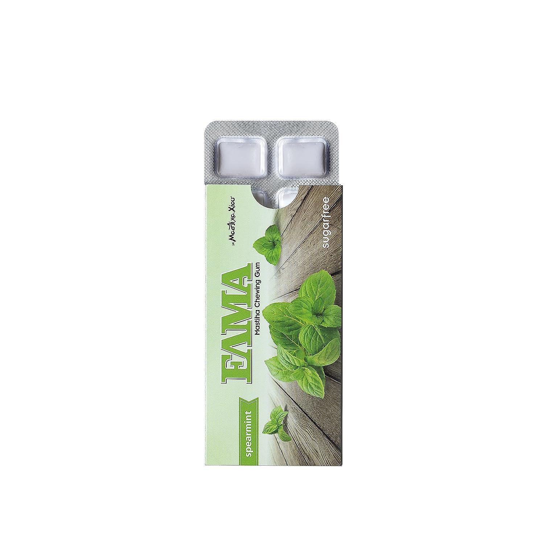 Chios price Elma Mastic Gum Spearmint - Factory outlet Pieces 20x10 Flavor 20x14gr
