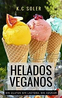 Helados Veganos ( Sin Gluten, Sin Azúcar, Sin Lactosa):
