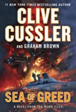 Sea of Greed (The NUMA Files Book 16)