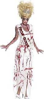 Smiffys Women's High School Horror Zombie Prom Queen Costume
