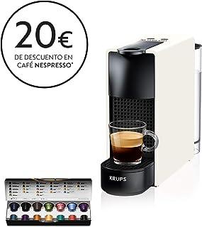 Nespresso Krups Essenza Mini XN1101 - Cafetera monodosis de