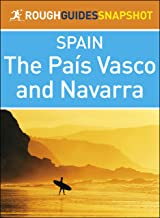 The País Vasco and Navarra (Rough Guides Snapshot Spain)