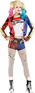 Property of Joker Harley Quinn Halloween Costume, Suicide Squad, Small, Includes Accessories