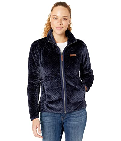 Columbia Fire Sidetm II Sherpa Full Zip (Dark Nocturnal) Women