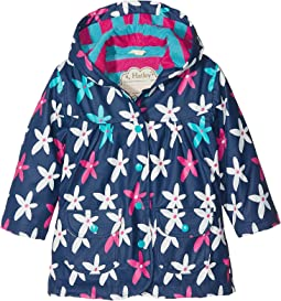 Hatley Kids - Graphic Flowers Raincoat (Toddler/Little Kids/Big Kids)