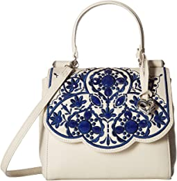 Meena Top-Handle Crossbody