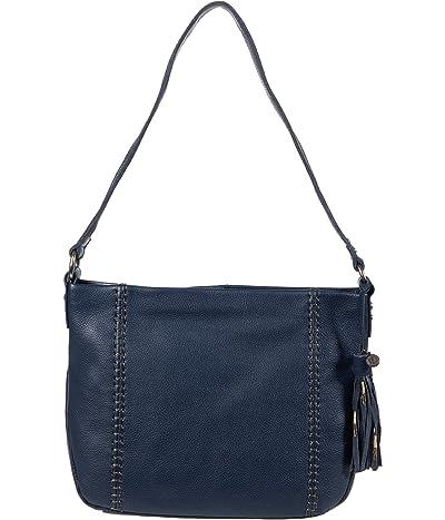 The Sak Melrose Hobo (Indigo) Handbags