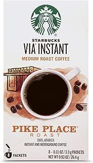 single serve coffee starbucks