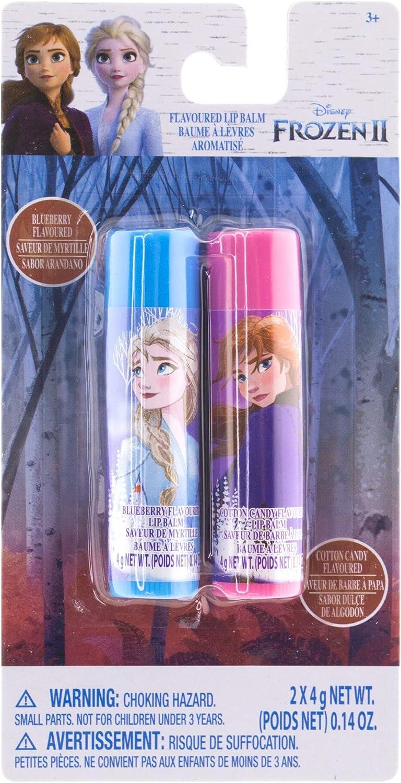 Disney Frozen 2 Brand Cheap Sale Venue Anna Elsa 2-Piece Flavored Stocking free shipping Lip S Balm