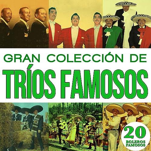 Gran Colección de Trios Famosos 20 Boleros Famosos. Vol.2
