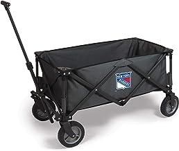 NHL New York Rangers Collapsible Folding Adventure Wagon