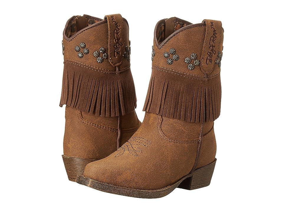 M&F Western Kids Annabelle (Toddler) (Brown) Cowboy Boots
