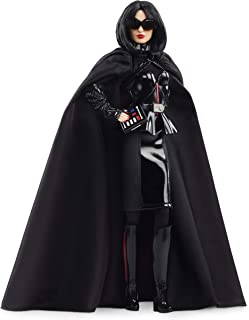 Barbie Star Wars Darth Vader x Doll, Black and Red