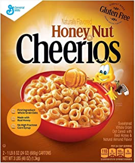 Cheerios Honey Nut Cereal, 3 Pound