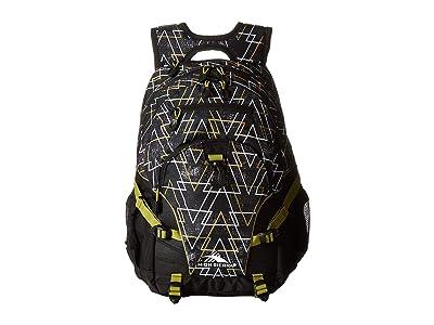 High Sierra Loop Backpack (Neo/Black/Avocado) Backpack Bags