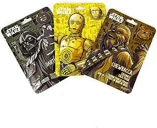 Mad Beauty, Verpakking met 3 gezichtsmaskers met officiële licentie Star Wars
