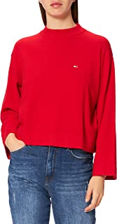 Tommy Jeans Tjw Essential Sweater Maglione Donna