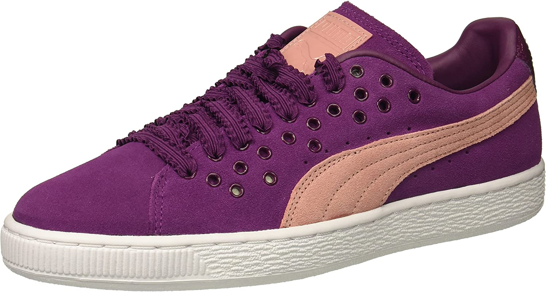 PUMA Unisex-Adult Suede XL Lace Wn Sneaker
