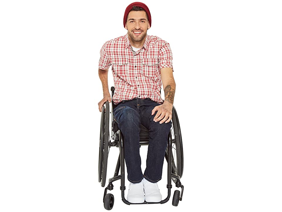 Image of ABL Denim Wheel Chair Jean in Bright Rinse (Bright Rinse) Men's Jeans