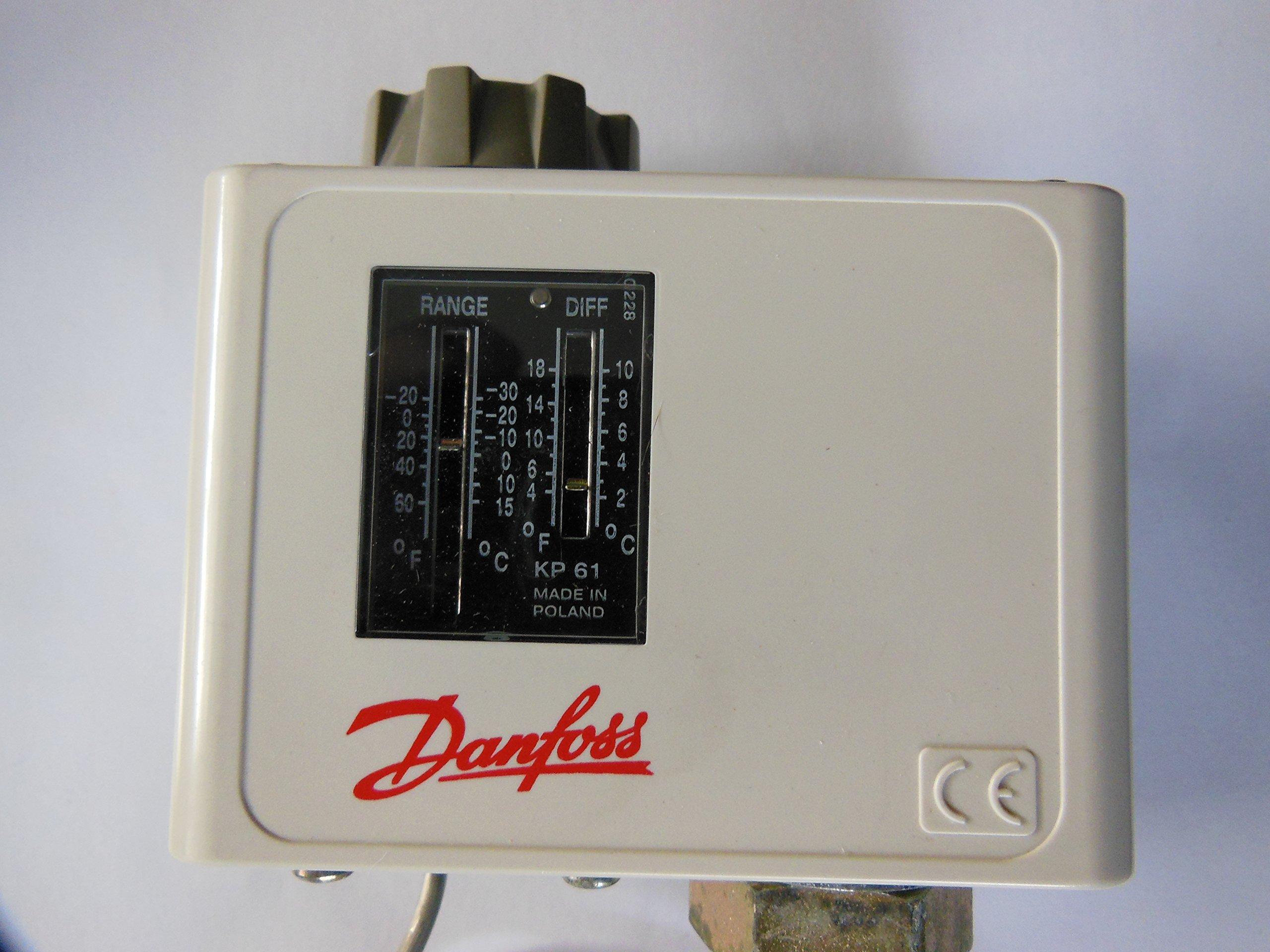 DANFOSS KP61 termostato 060L200066: Amazon.es: Bricolaje y ...