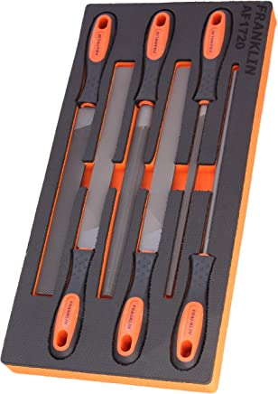 Franklin Franklin Franklin Tools AF1720 Feilen-Set, Weicher Griff, 20,3 cm, 6-teilig B07H4F3C3W | Ich kann es nicht ablegen  c396d8