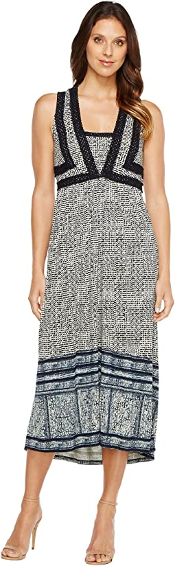 Lucky Brand - Crochet Knit Dress