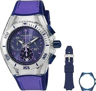[テクノマリーン]TechnoMarine 腕時計 'Cruise California' Swiss Quartz Stainless Steel Casual Watch TM-115021 [並行輸入品]
