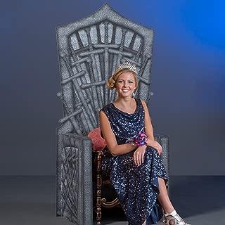 Best cardboard throne chair Reviews