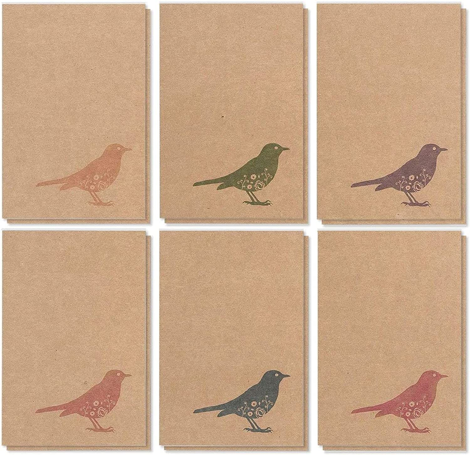 36 Pack All Occasions Assorted Blank Cheap mail order specialty store B Cards Greeting Note Max 47% OFF