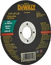 Disco de Corte para Concreto, Dewalt, Dw44710