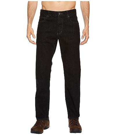 Columbia Pilot Peak Denim Pants (Black) Men