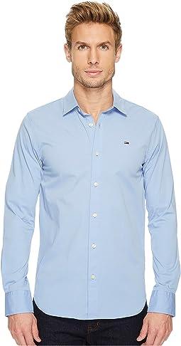 Tommy Hilfiger Denim - Original Stretch Long Sleeve Shirt
