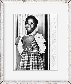 INFINITE PHOTOGRAPHS Photo: Ruby Bridges   Portrait   1960   Historic Photo Reproduction   Historic Wall Art   Gift Idea