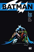Batman (1940-2011): A Death in the Family The Deluxe Edition