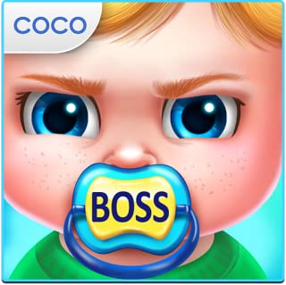 baby boss care dress up and play